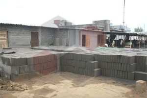 Quality cement products, manufacturer of prefabricated RCC compound walls, RCC compound walls, Compound Wall manufacturer, Labour Quarter manufacturer, Godown manufacturer, Industrial Shed manufacturer, Security Cabin manufacturer, Garden Curbing, Footpath Curbing